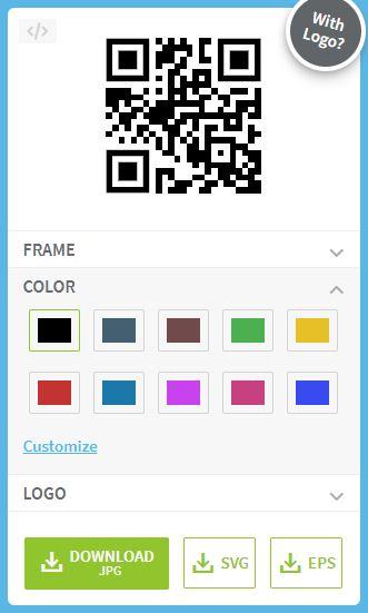create qr code by google app engine